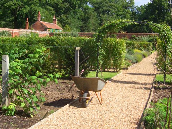 Hoveton Hall Gardens Bruce Porteous