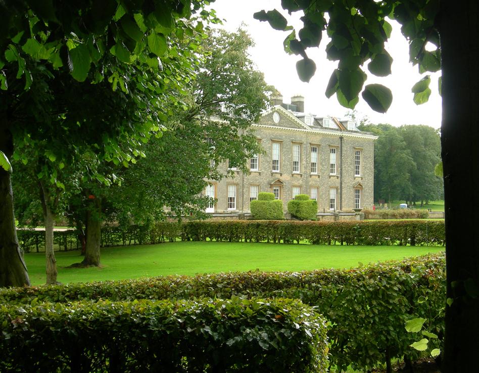 Althorp House Garden Alison