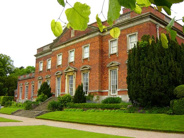 Kelmarsh Hall Garden Autoscaph