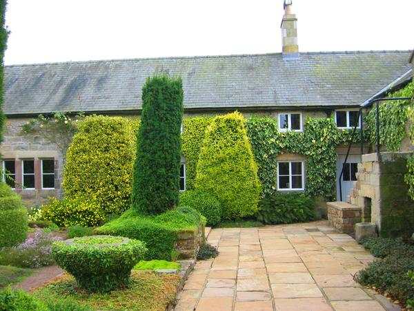 Herterton House Gardens Catherine Clancy