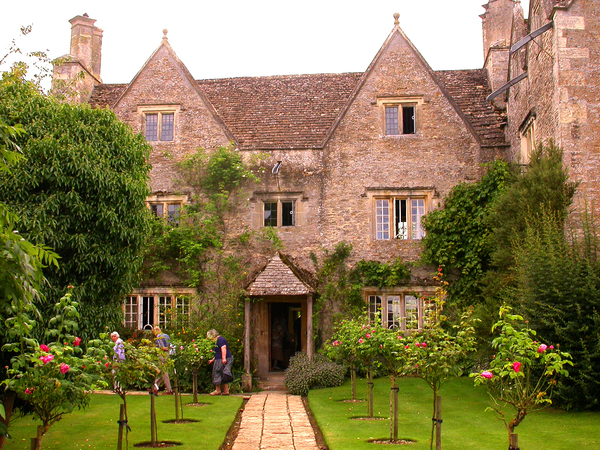 Kelmscott Manor Garden Tim Waters