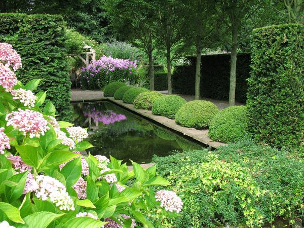 Wollerton Old Hall Garden KirscheTortschen