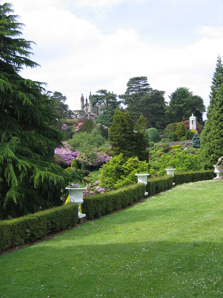 Alton Towers Garden