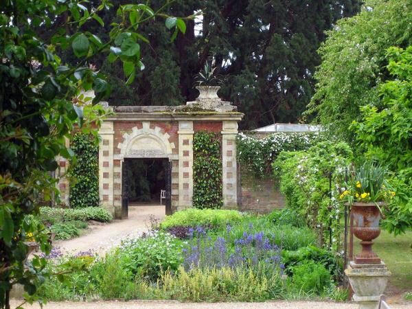 Somerleyton Hall Garden Augusta Arnold
