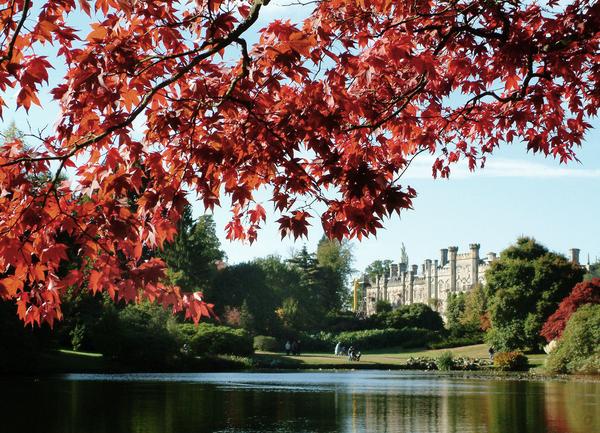 Sheffield Park Garden Anguskirk