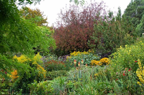 Highdown Gardens Simon
