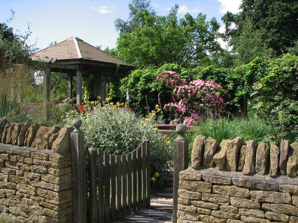 Gibside Garden Carol Smith