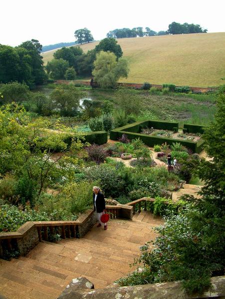 Upton House Garden Eric Hardy