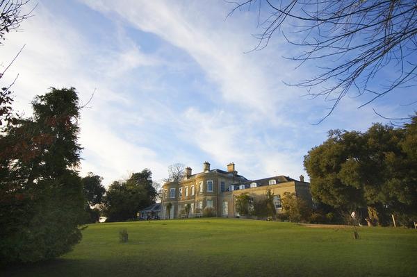 Upton House Garden Stuart Bramley
