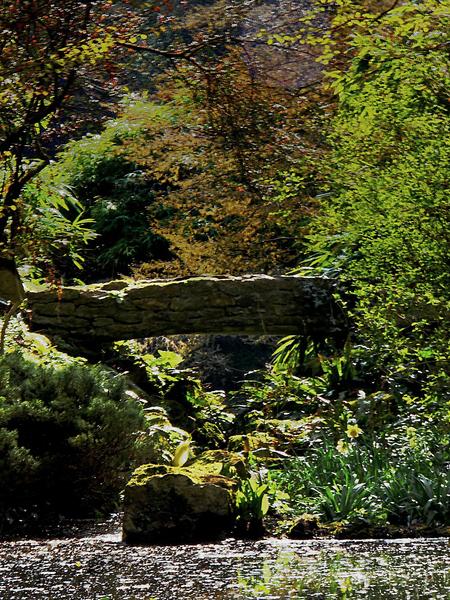 Upton House Garden Walwyn