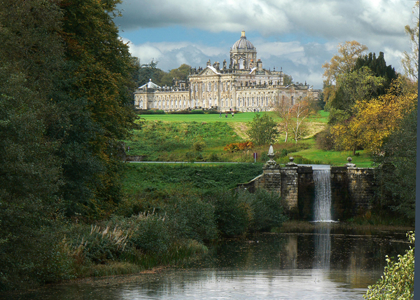 Castle Howard Garden John Robinson