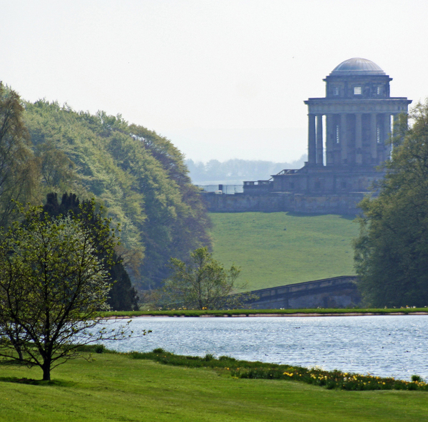 Castle Howard Garden Michael Wilson