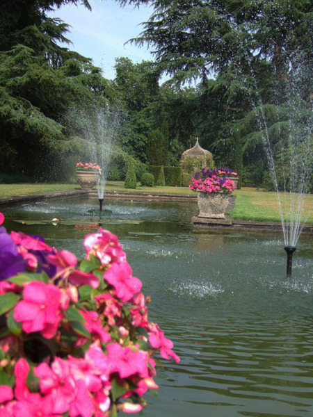 Sutton Park Garden PJH1960