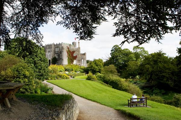 Birr Castle Desmesne Gerard Lovett