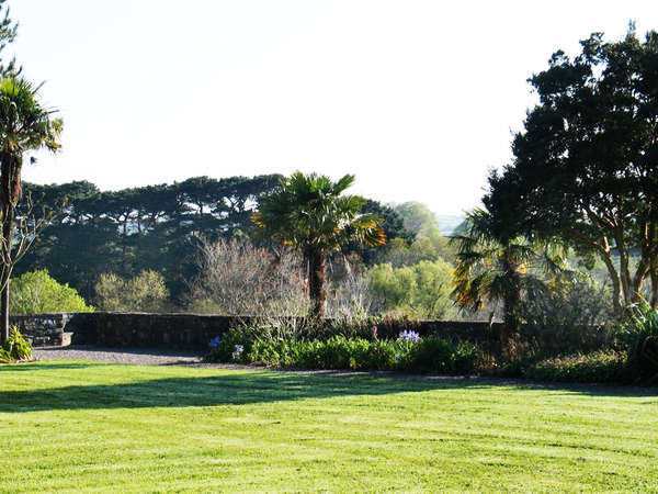 Hotel Dunloe Castle Garden Jim Parker