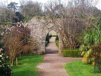 Gardens in County Cork, Ireland