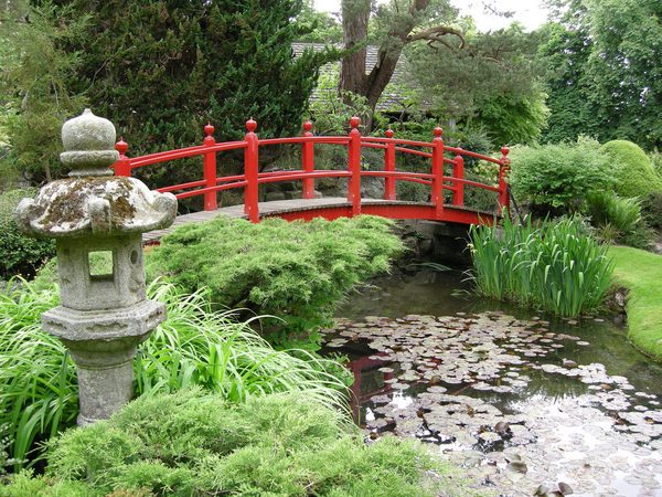 Japanese Gardens at the Irish National Stud Liam Hughes
