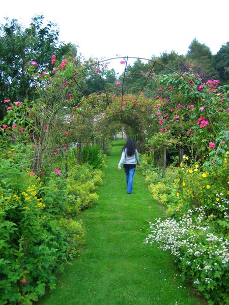 Blairquhan Garden Sameer ud Dowla Khan