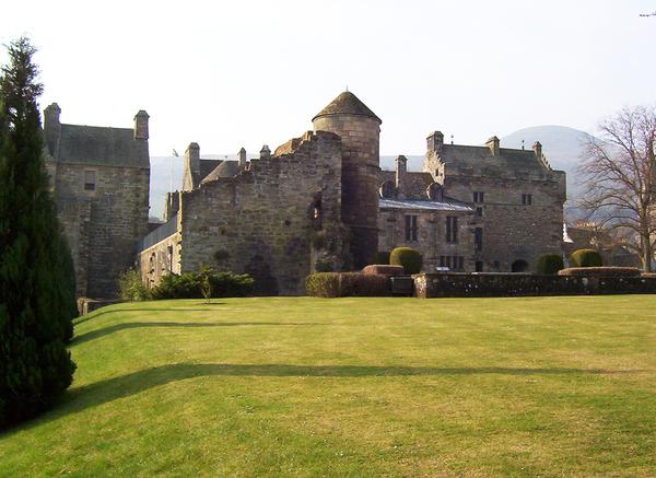 Falkland Palace Garden Neil Hamilton