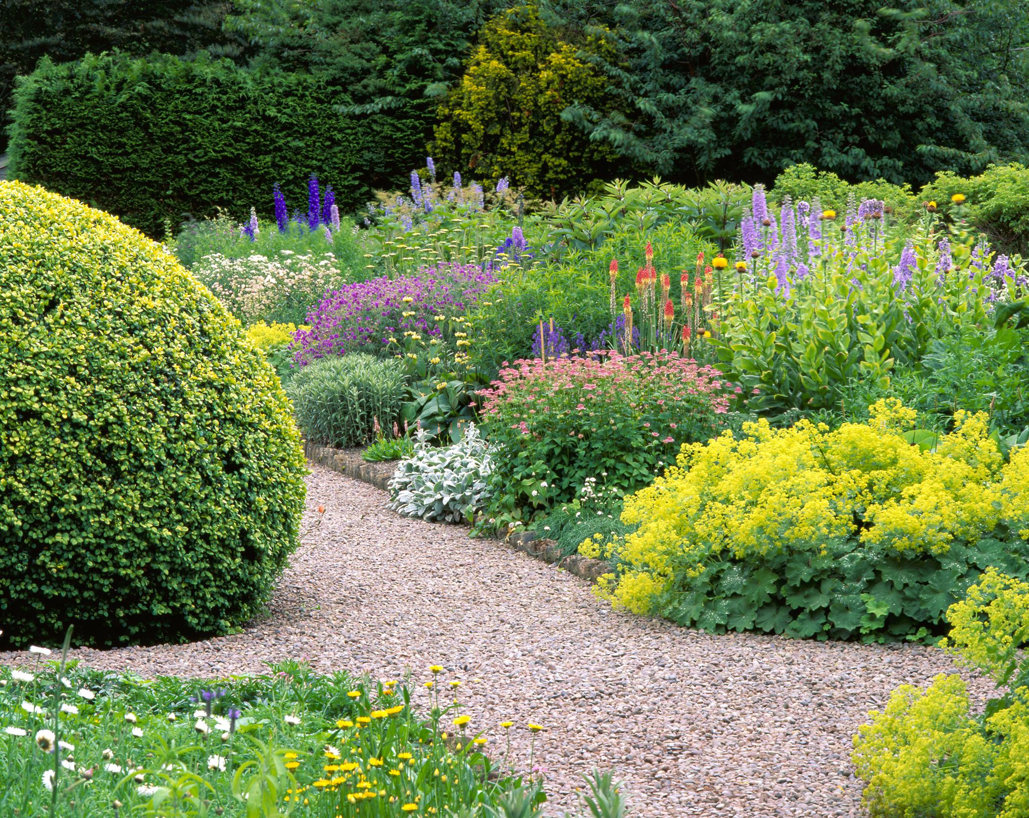 Inveresk lodge garden for Garden
