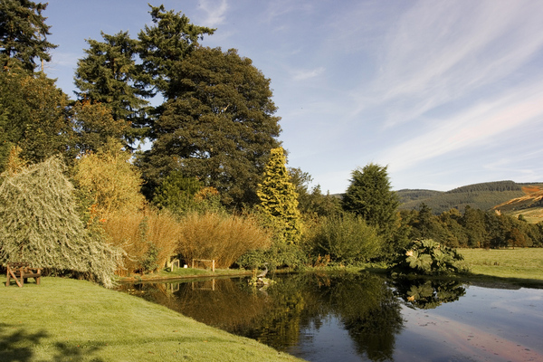 Kailzie Gardens Steve Douglas