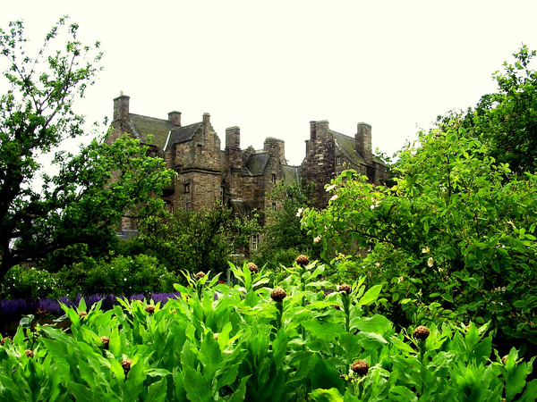 Kellie Castle and Garden Hannah Swithinbank