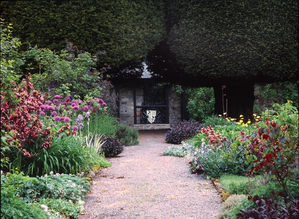 Malleny Garden Gardenvisit.com