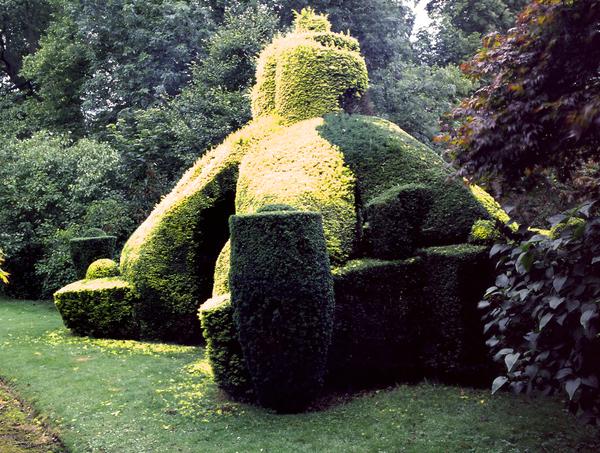 Megginch Castle Gardens Gardenvisit.com