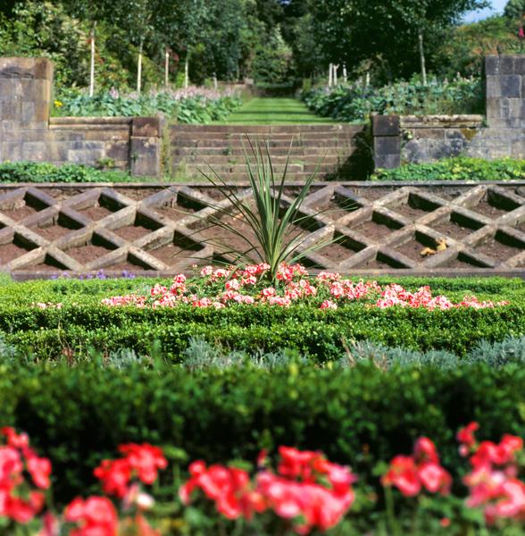 Pollok House Garden NTS