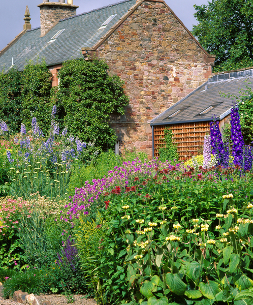 Priorwood Garden and Dried Flower Shop NTS