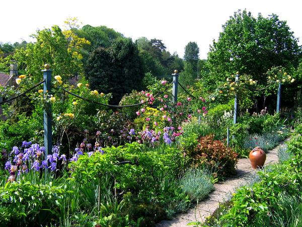 Mill Dene Garden JR P
