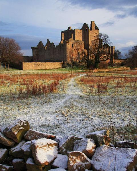 Craigmillar Castle Ros Marvin