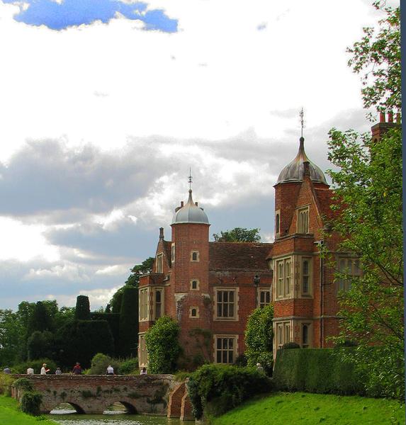 Kentwell Hall Garden ruth1066