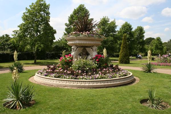 Regent's Park Gardenvisit.com