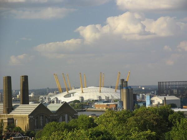 Millennium Dome, Greenwich Gardenvisit.com