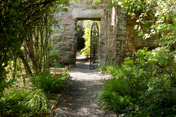 Crook Hall and Gardens Brian Burt