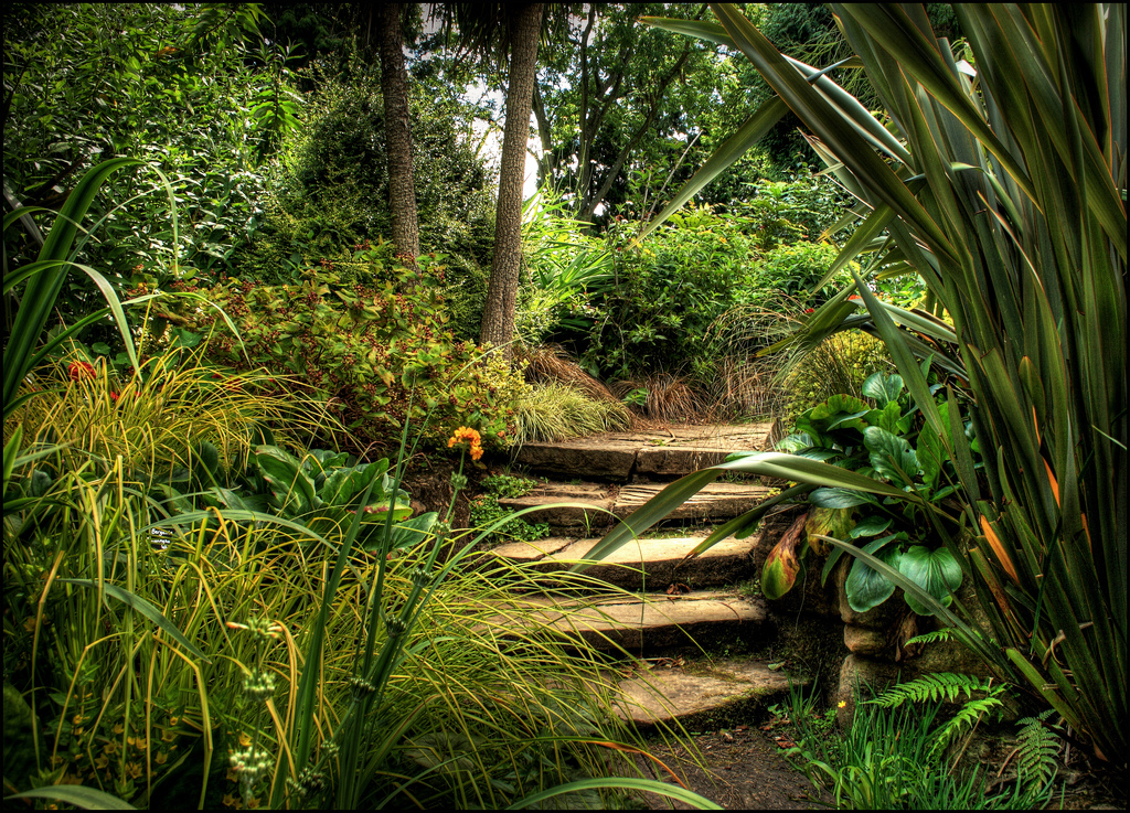Dewstow gardens and grottoes for Landscape gardeners