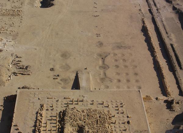 Temple of Mentuhotpe II Gardenvisit.com
