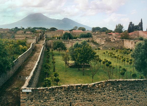 Pompeii Gardens Karin