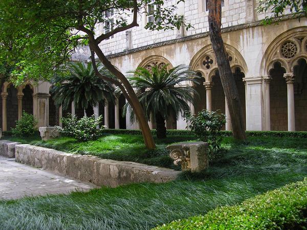 Fransican Monastery sophielouisewright