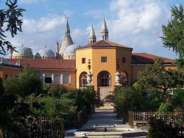 Giardino Botanico (Orto Botanico) Padua Marco Tardiola