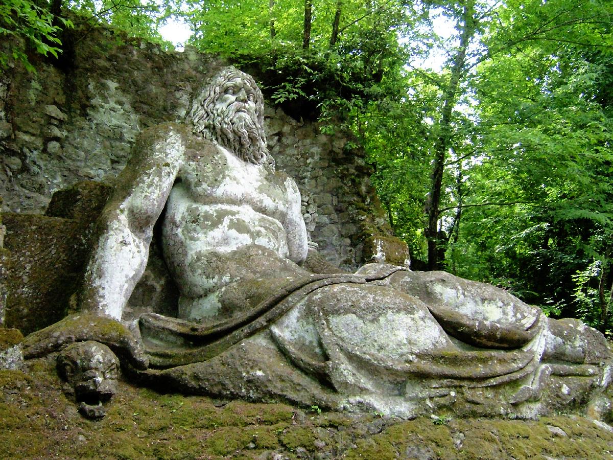 Sacro Bosco/Villa Orsini