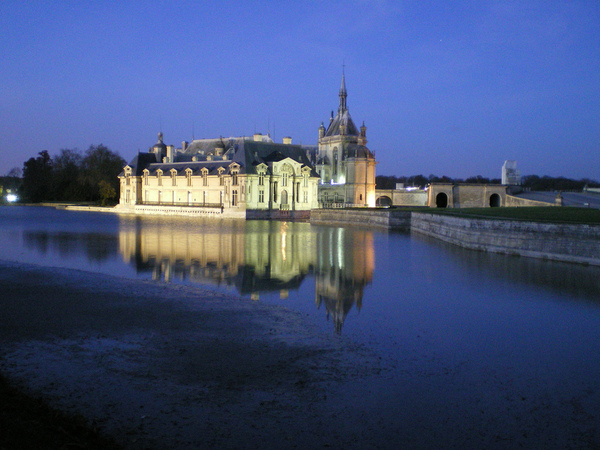 Chantilly, Chateau de Romain Morel
