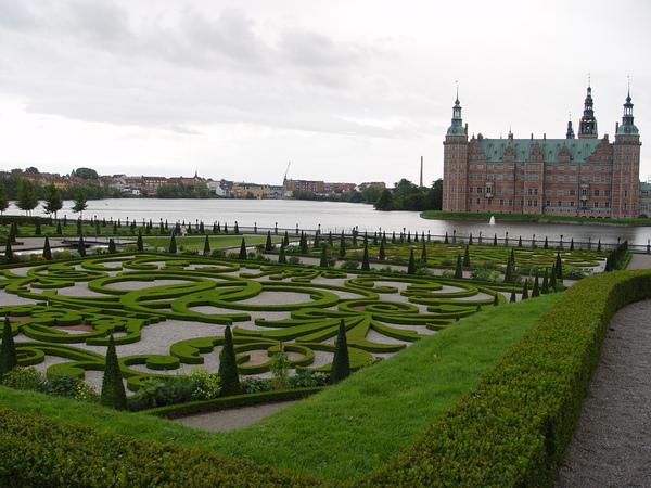 Frederiksborg Castle Bruno Alexandre