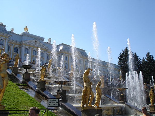 Peterhof (Petrodvorets) Jim G