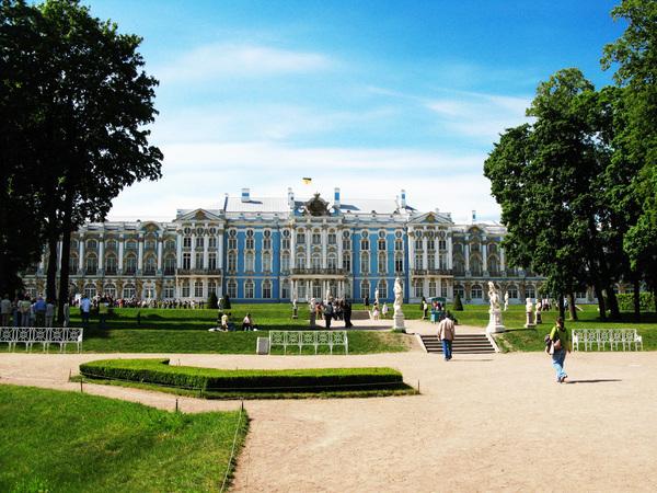 Tsarskoe Selo (Pushkin) Gene Borris