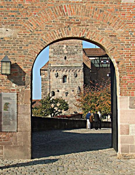 Kaiserburg Nuremberg Bill Barber
