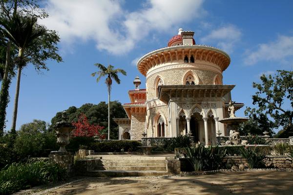 Quinta de Monserrate Nerimantas Krisciunas