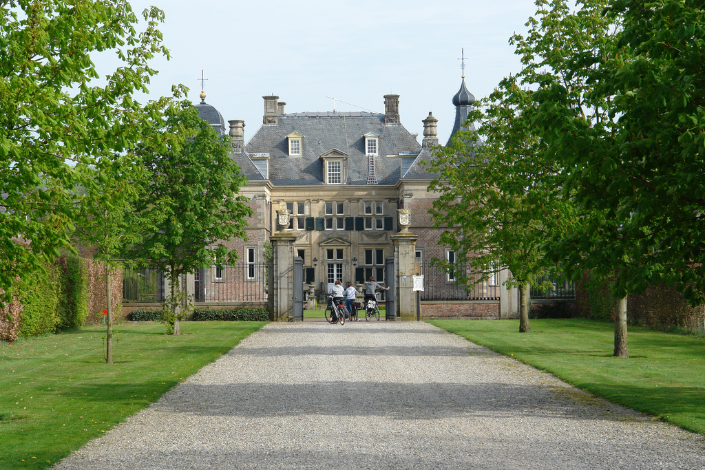 Kasteel Weldam Michel Coumans