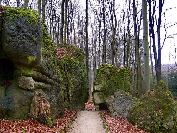 Rockgarden Sanspareil, Bayreuth-Wonsees Hartmut